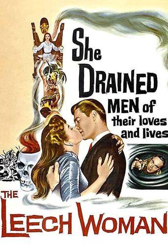 The Leech Woman Poster
