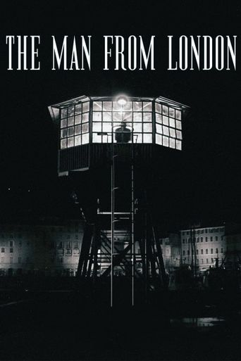 The Man from London Poster
