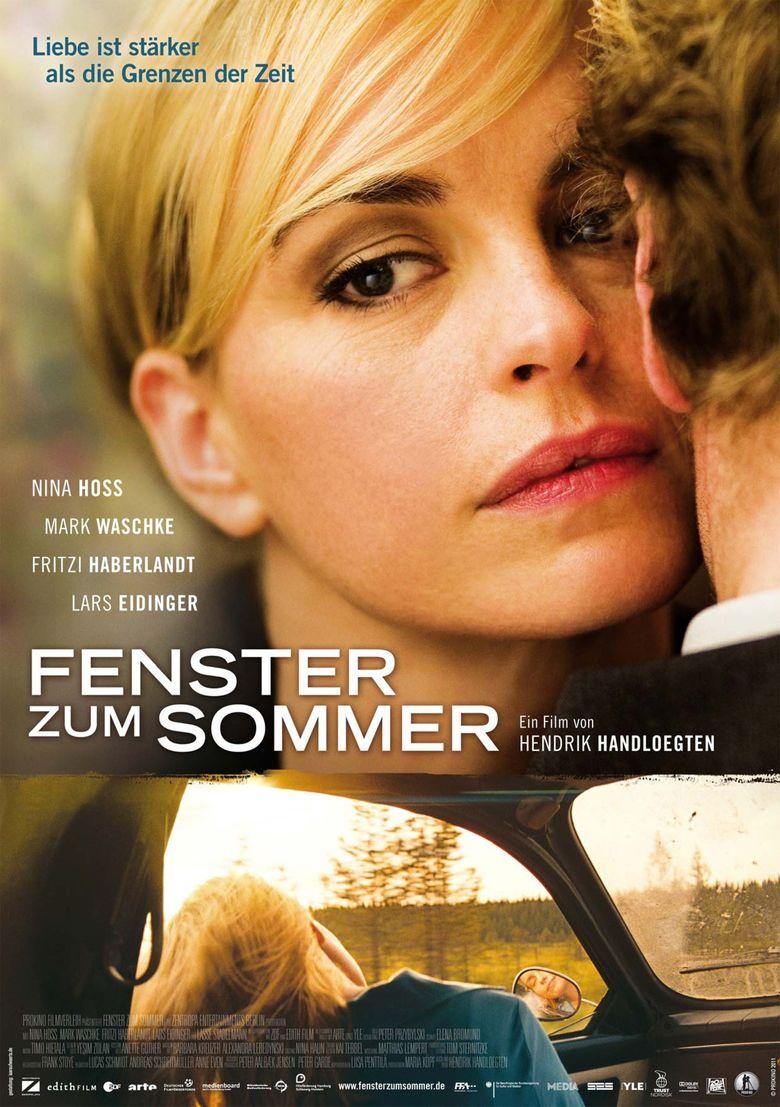 Summer Window Poster