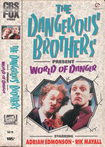 Dangerous Brothers Present: World of Danger Poster