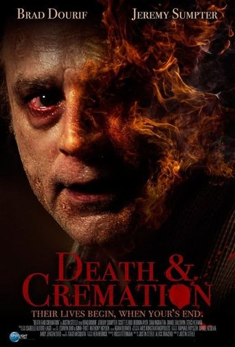 Death and Cremation Poster