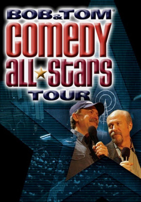 Bob & Tom Comedy All-Stars Tour Poster