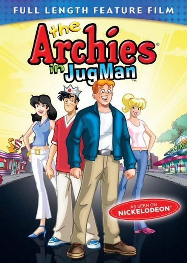The Archies in JugMan Poster