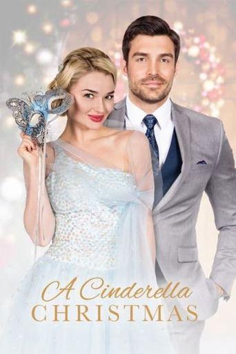 A Cinderella Christmas Poster