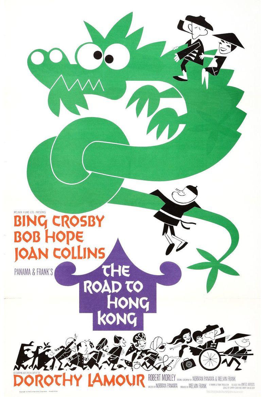 The Road to Hong Kong Poster