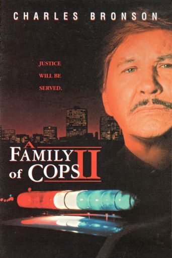 Family of Cops II - Breach of Faith Poster