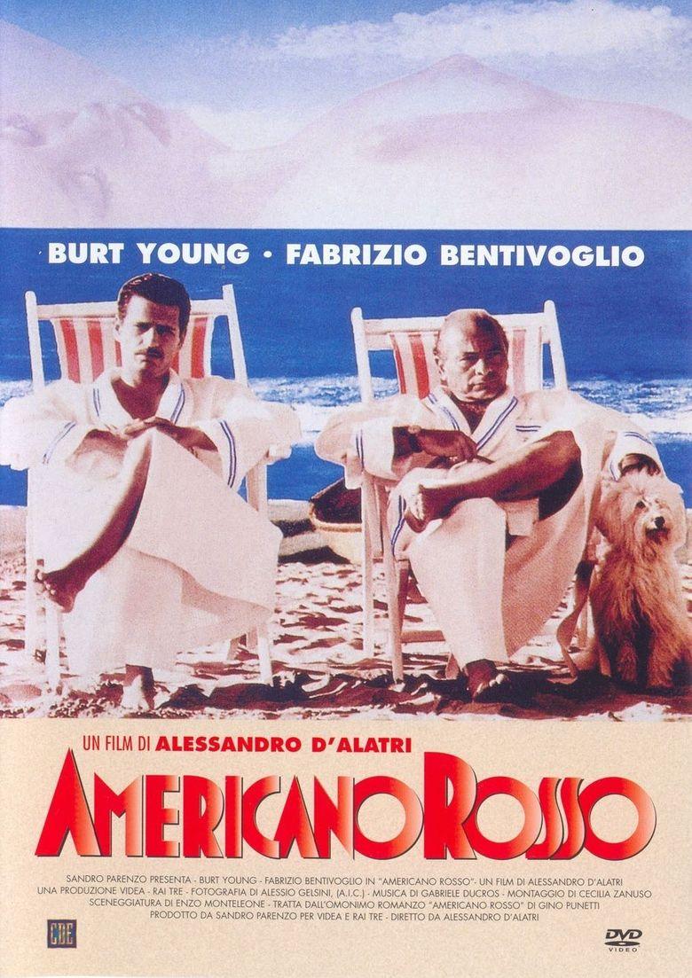 Americano rosso Poster