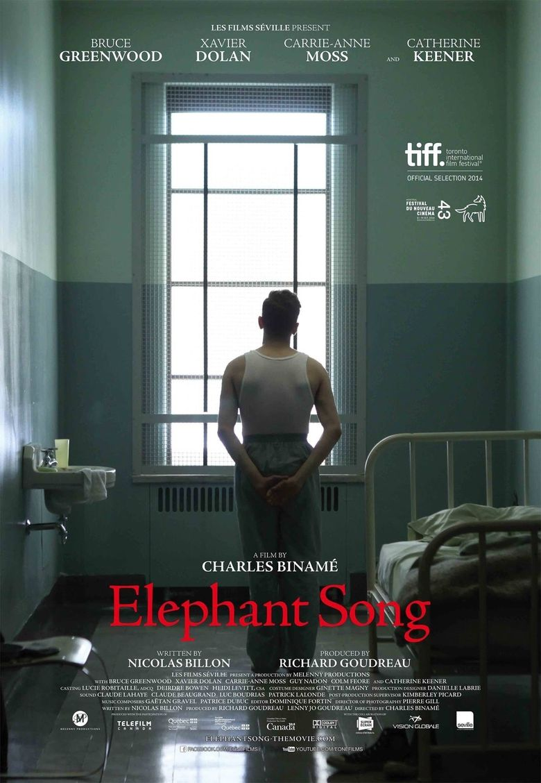 Elephant Song Poster