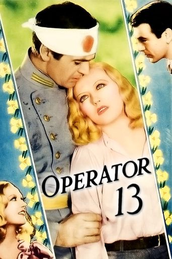 Operator 13 Poster