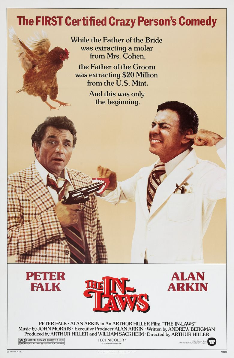Watch The In-Laws