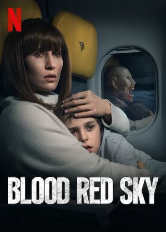 Blood Red Sky Poster