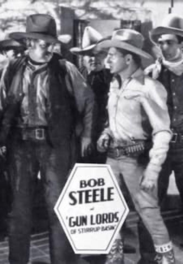 Gun Lords of Stirrup Basin Poster
