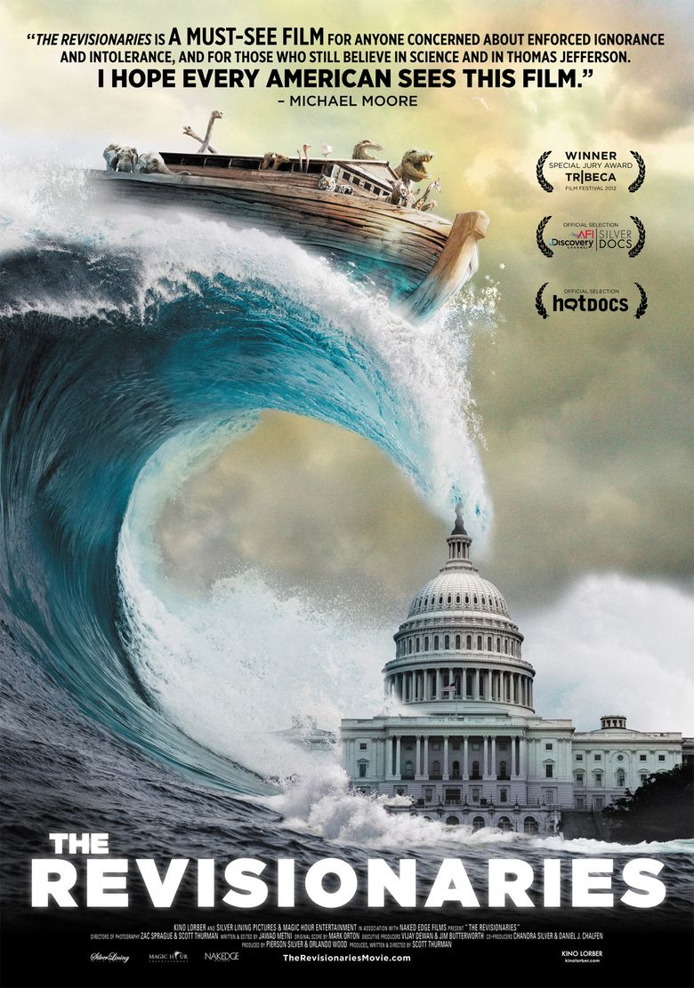 The Revisionaries Poster
