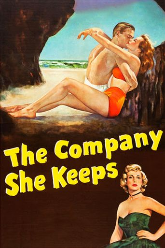 The Company She Keeps Poster