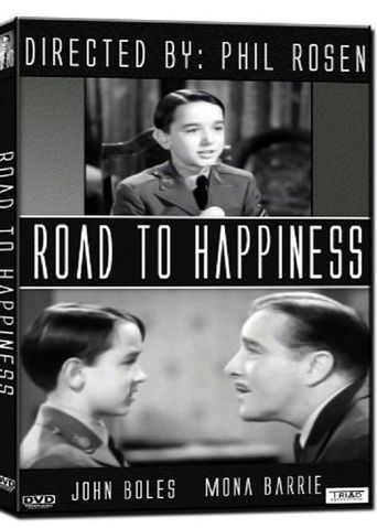 Road to Happiness Poster