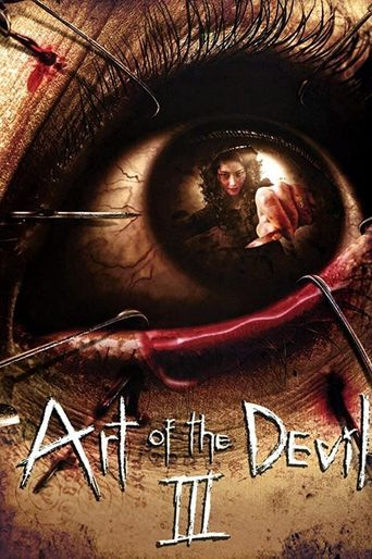 Art of the Devil 3 Poster