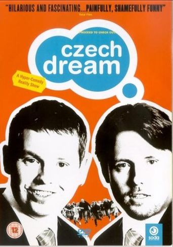 Czech Dream Poster