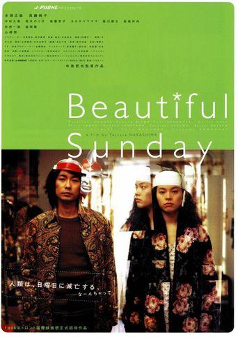 Beautiful Sunday Poster