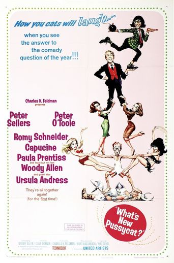 Watch What's New Pussycat?