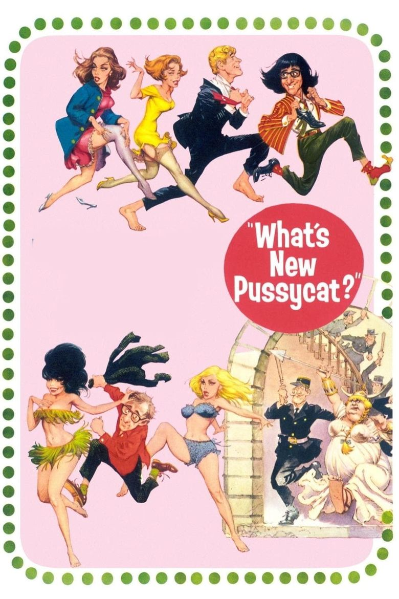 What's New Pussycat? Poster