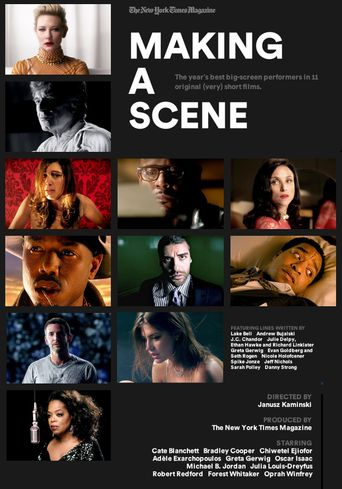 Making a Scene Poster
