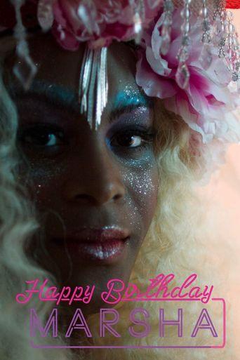 Happy Birthday, Marsha! Poster