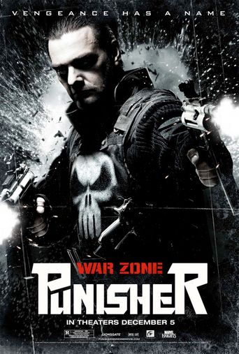 Watch Punisher: War Zone