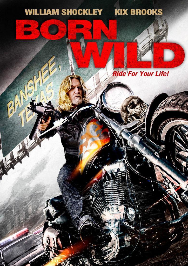 Born Wild Poster