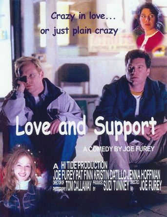 Love and Support Poster