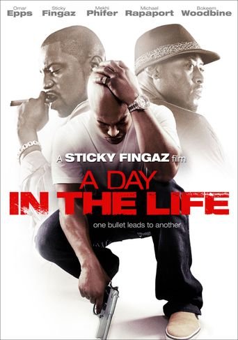 A Day in the Life Poster