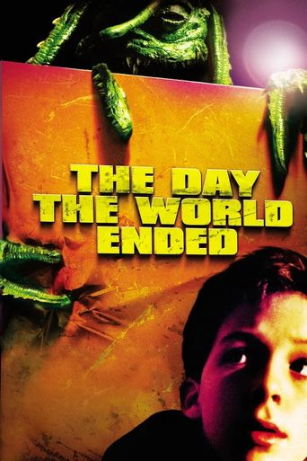 The Day the World Ended Poster