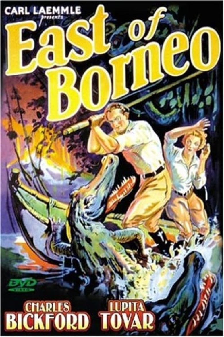 East of Borneo Poster