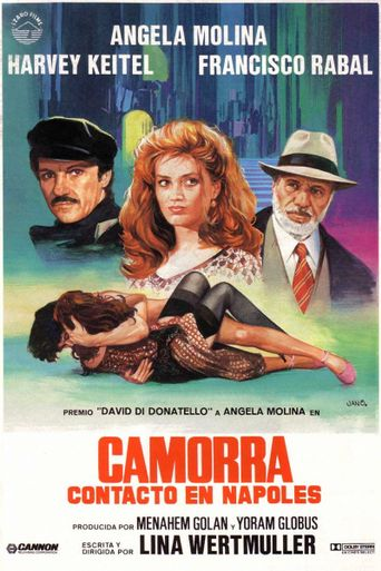 Camorra (A Story of Streets, Women and Crime) Poster