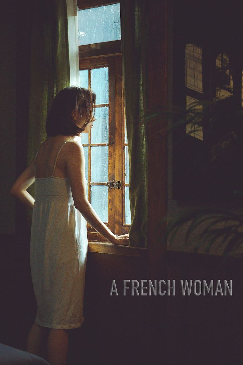 A French Woman Poster