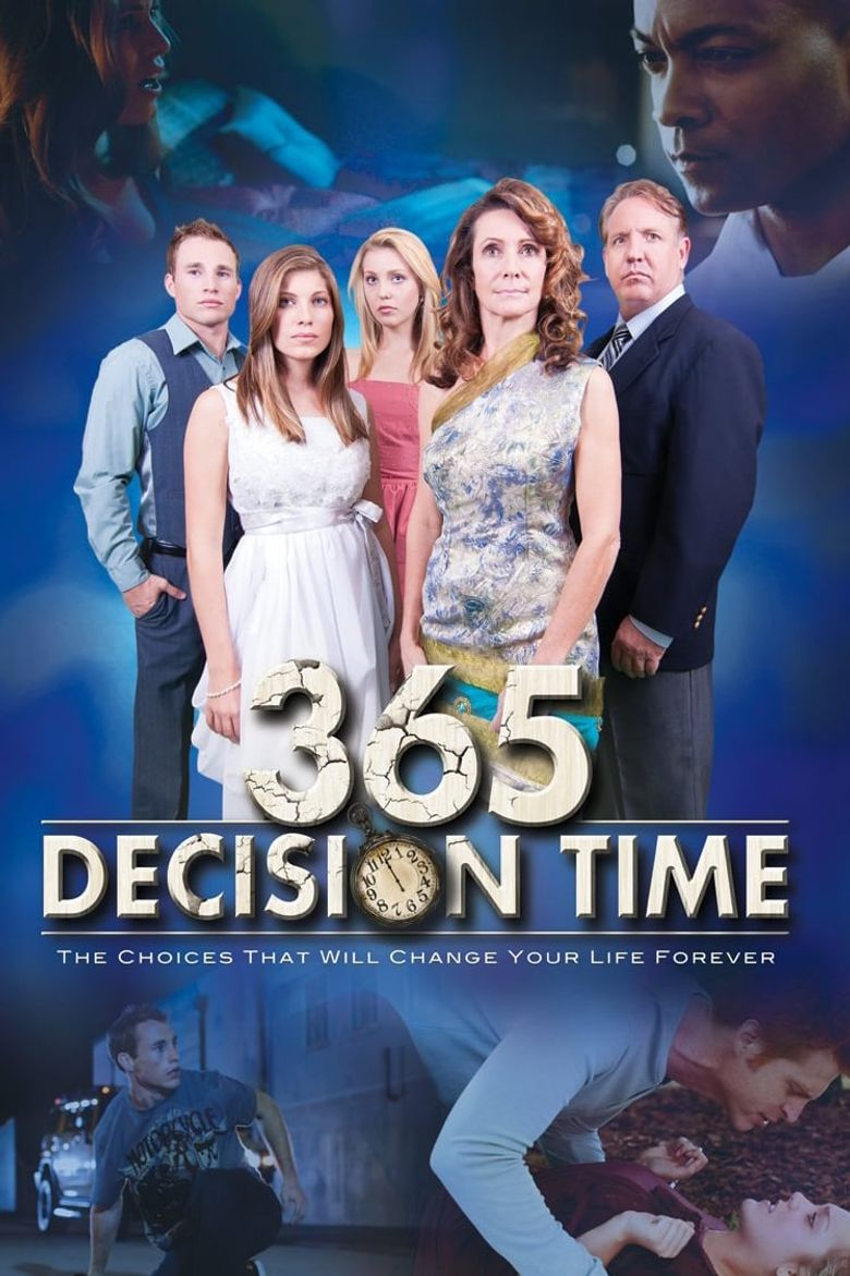 365 Decision Time Poster