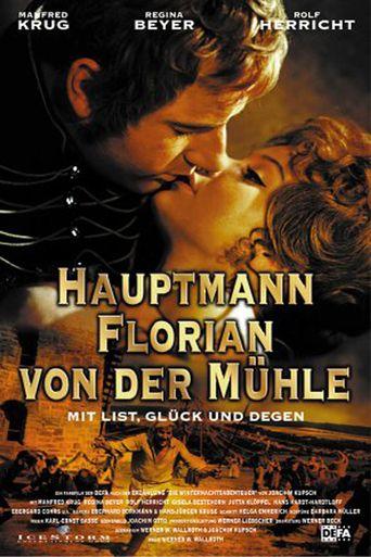 Hauptmann Florian von der Mühle Poster