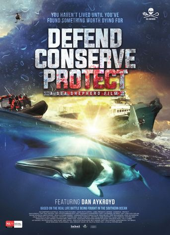 Defend, Conserve, Protect Poster