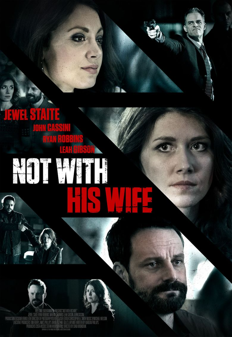 Not With His Wife Poster