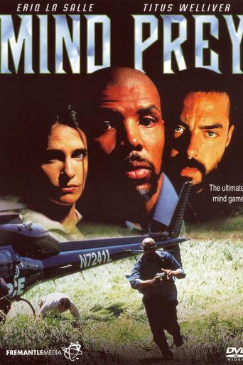 Mind Prey Poster