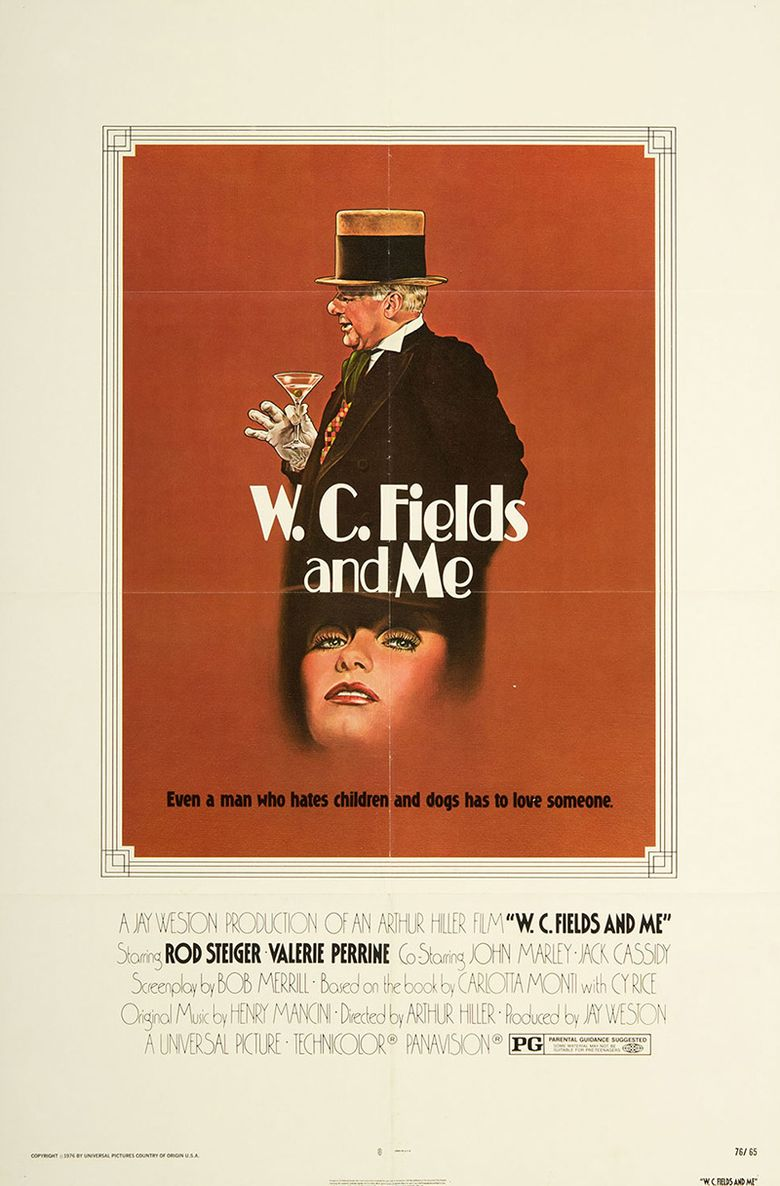 W.C. Fields and Me Poster