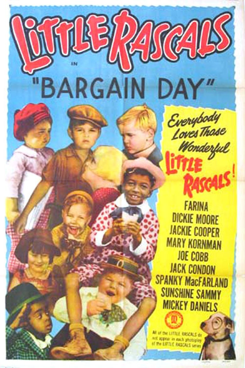 Bargain Day Poster