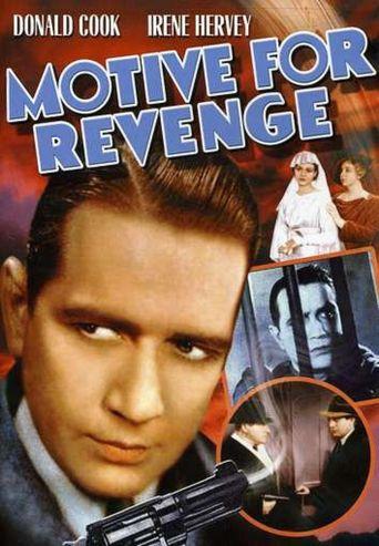 Motive for Revenge Poster