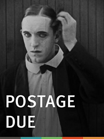 Postage Due Poster