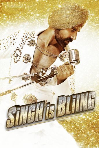 Singh is Bliing Poster