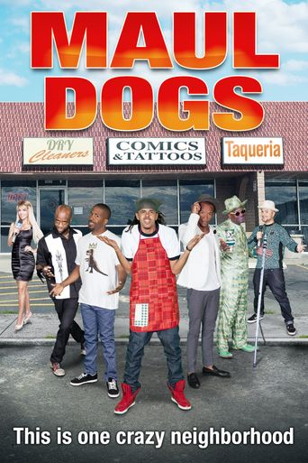 Maul Dogs Poster