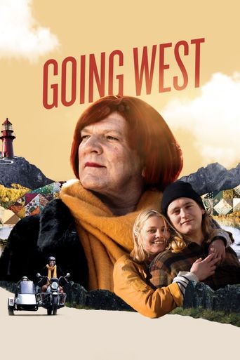 Going West Poster