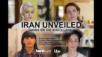 Iran Unveiled: Talking on the Ayatollahs Poster
