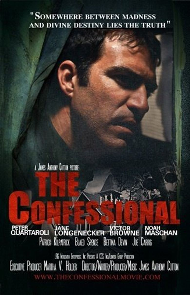 The Confessional Poster