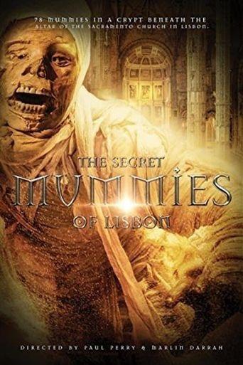 The Secret Mummies of Lisbon Poster