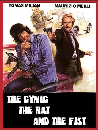 The Cynic, the Rat & the Fist Poster
